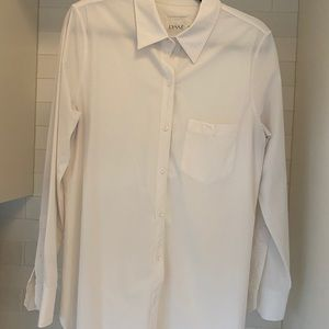 Lysse Schiffer Button Down white Medium